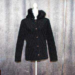 Espirit warm Jacket with removable hood